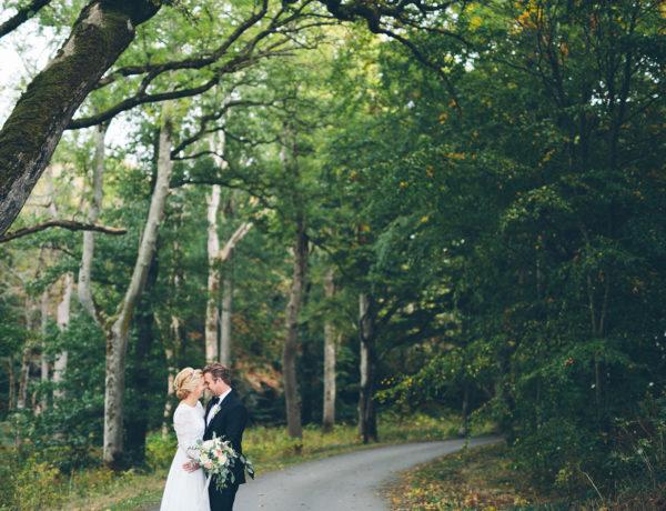 bröllopsfotografering tjolöholms slott