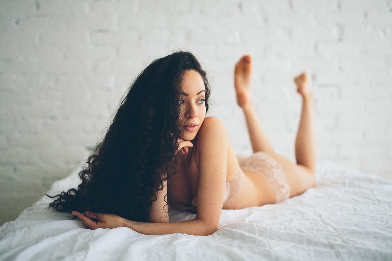 boudoirfotografering göteborg
