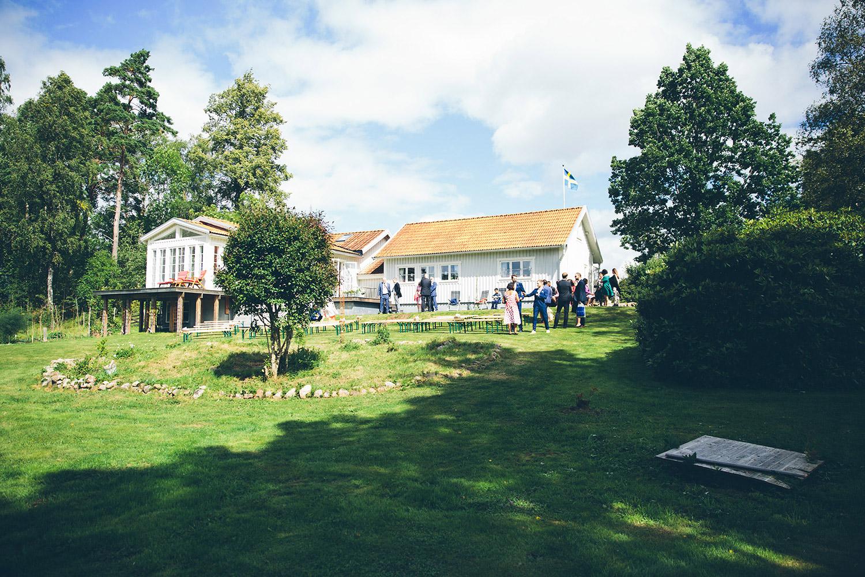 bröllopsfotografering småland