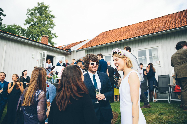 trädgårdsbröllop småland